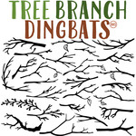 sg tree branch dingbats