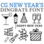 cg new's year dingbats