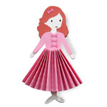 felicity accordion dress