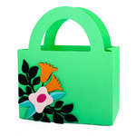 lavish ladies - tulips purse bag