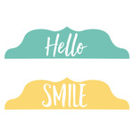 hello & smile tabs