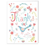 thanks printable card