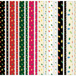 christmas lights washi strips