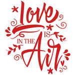 love is in the air quote
