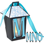 3d lantern banner with m-n-o