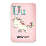 alphabet playing cards - u