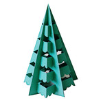 3d pop out scalloped tree