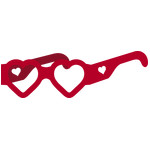 glasses valentines day
