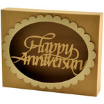 happy anniversary card box