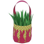 hanging easter basket