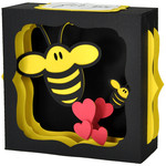 bee gift card box