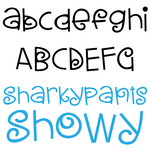pn sharkypants showy