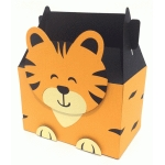 cute tiger box