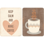 coffee journal cards