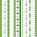 st. patrick's washi sticker planner tape