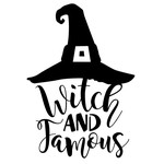witch and famous halloween phrase