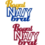royal navy brat phrase