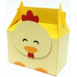 cute chicken box