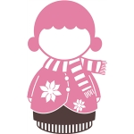 holiday doll