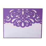 a2 lace card
