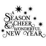 a season of cheer & a wonderful new year
