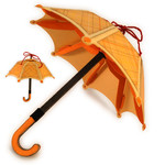 umbrella 3d hanging ornament