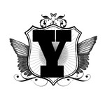 winged y monogram