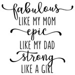 fabulous like my mom phrase