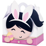 girl easter box