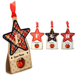 stars efgh candy place cards