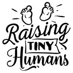 raising tiny humans