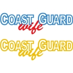 coast guard wife phrase