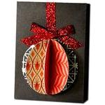 ornament gift card box