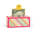 money roll box with mats