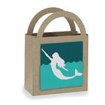 mermaid favor bag