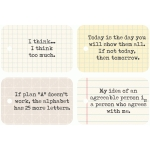 today is the day funny note cards