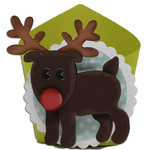 reindeer wrap box