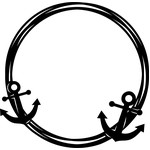 anchor circle frame