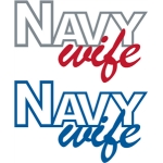 navy wife phrase