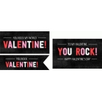 rock valentine tags