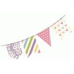 enchanted banner/pennants
