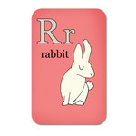 alphabet playing cards - r