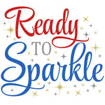 ready to sparkle