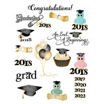 graduation planner stickers