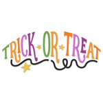 trick or treat phrase