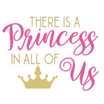 princess in all of us