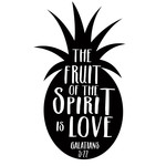 fruit of spirit love