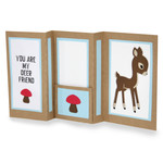 you are my deer friend insert multi fold card