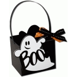 boo ghost box with handle