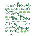 irish dreams blessing